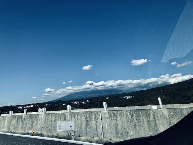 ありがとう富士山!