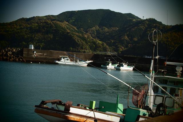 漁船最高。どうして、漁船の内装は全部緑なんだろ?誰か教えて。
