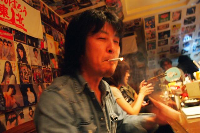 渡辺さん、いい人疑惑につぐ、喫煙疑惑発覚。