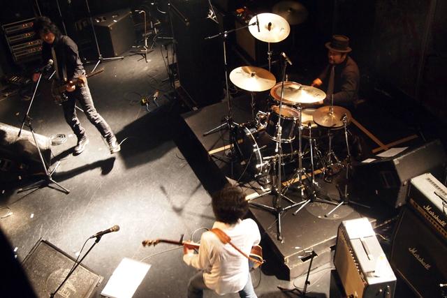 バンド、愉しかったよ。