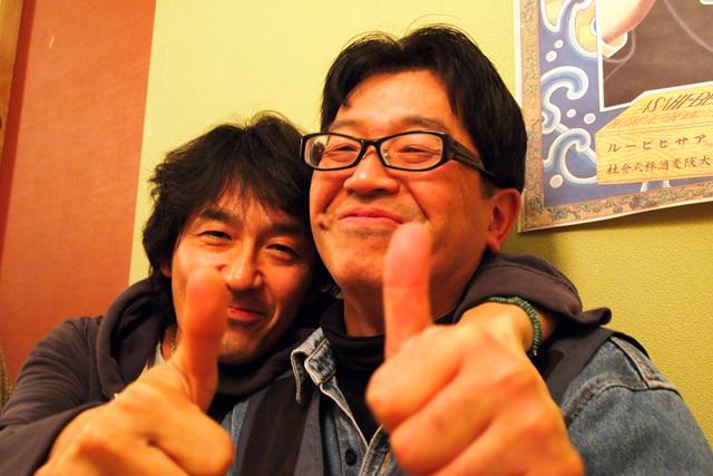 えんどう豆の佐藤さんとは深い仲になってしもうた。でも、僕は彼を尊敬しています。