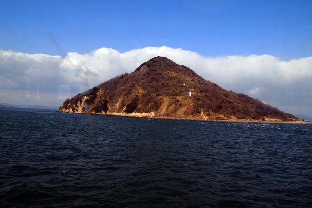 鬼が島だよ。