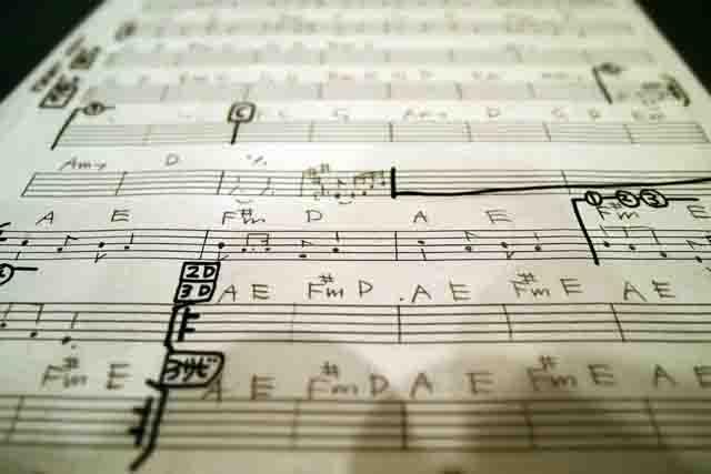 いい曲、いい演奏、そしてニンゲンの歌です。