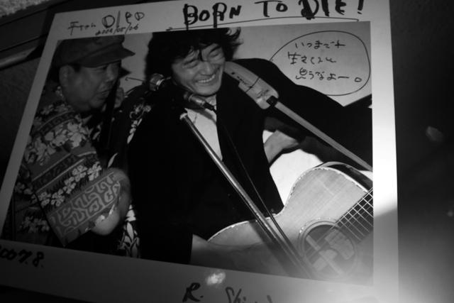 僕が金沢に行くようになって、もう3人が亡くなった。でも彼らは心の中に生きてる。Life goes on!