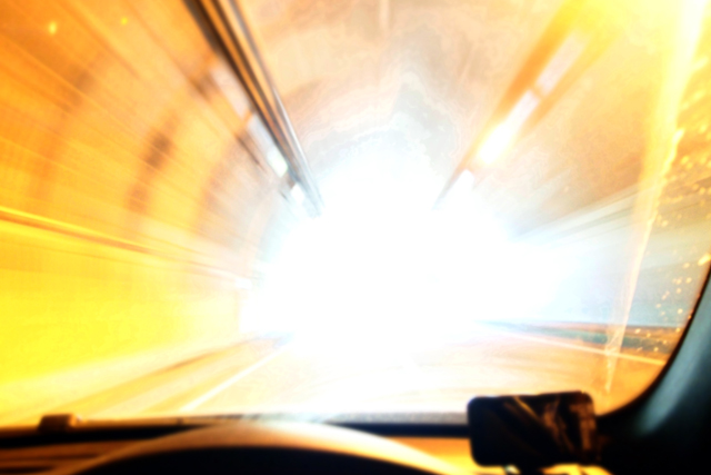 車を走らせてワクワクするってのは正しいのよ。向かってる方向が。