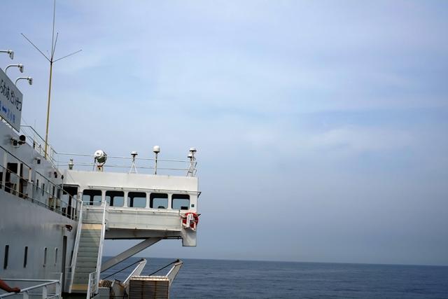 船旅、好きかも。