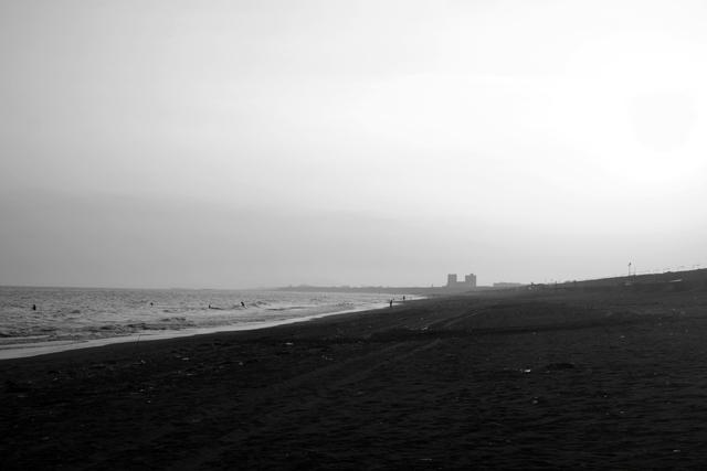 海だーーーっ。夏だーーーーーっ。