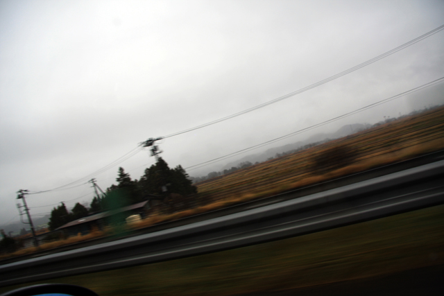 仙台からクルマをぶっ飛ばして水戸に着いたーーー。