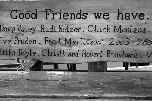 good friends we have