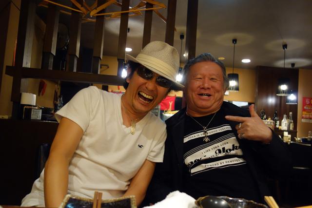 博多に帰ったら、このお方に会わないとね。親みたいなもんだから。笑。