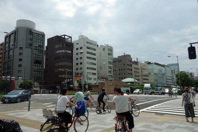 灼熱の大阪シティー。
