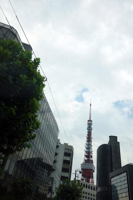 東京タワーには異様なシンパシーがあるよ。