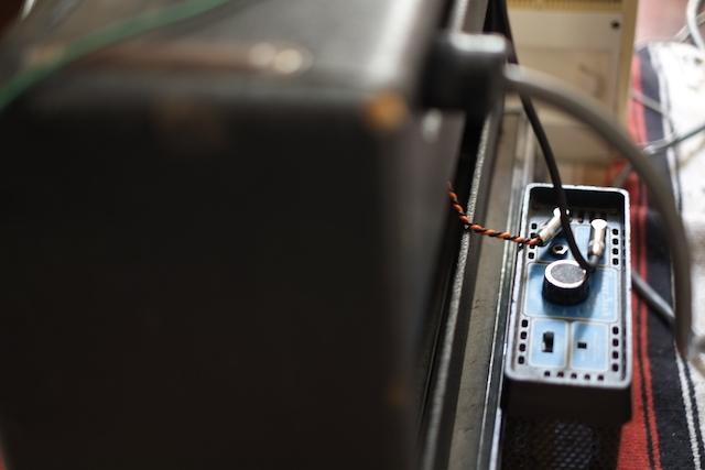 これはBOSTONのトム・シュルツが作ったアッテネイター。