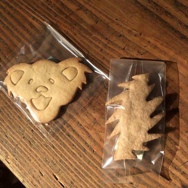 まいちゃんのデッドクッキー。