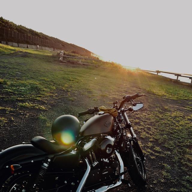控えめに言ってもバイクは最高。