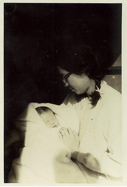 この日から50年経ちました。母ちゃん、立派なおじさんになったよ。