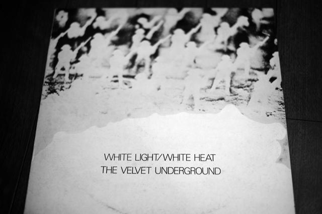 ほんとうにVUのアナログ盤は聴きすぎてボロボロです。感動的に。